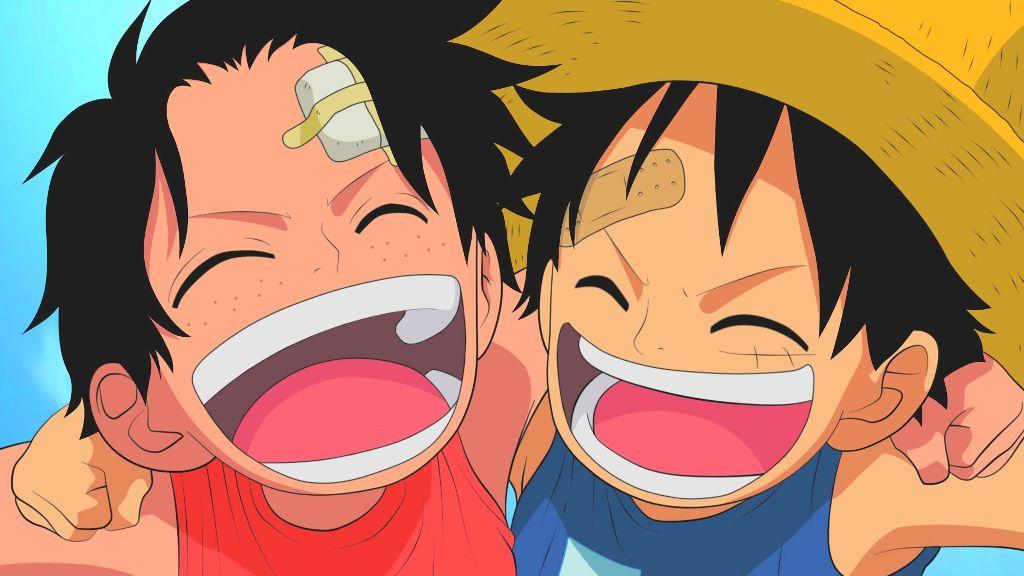 Luffy-Ace-One-Piece