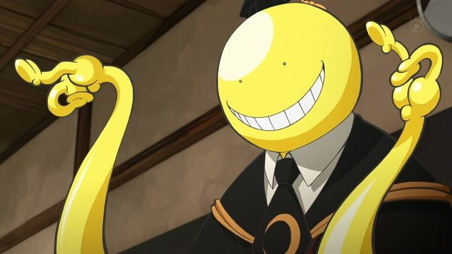 Korosensei-Assassination Classroom