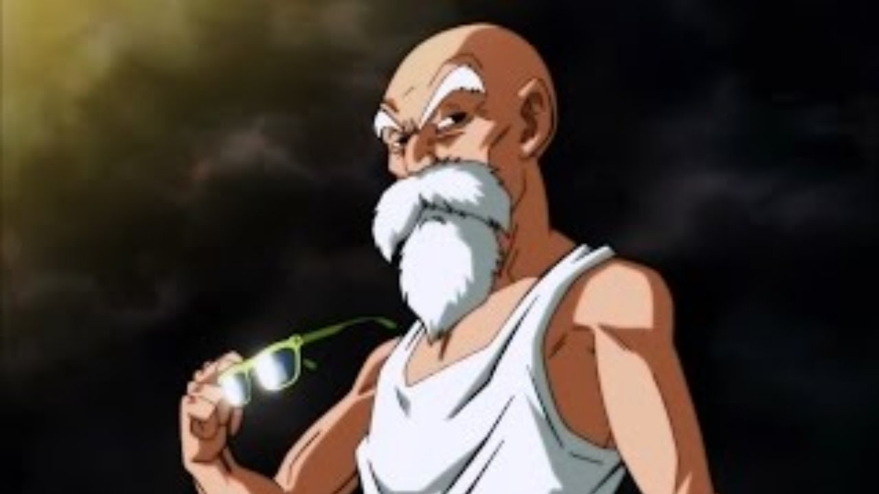 Master Roshi-Dragon Ball
