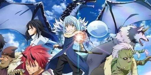 That time I got reincarnated into a slime