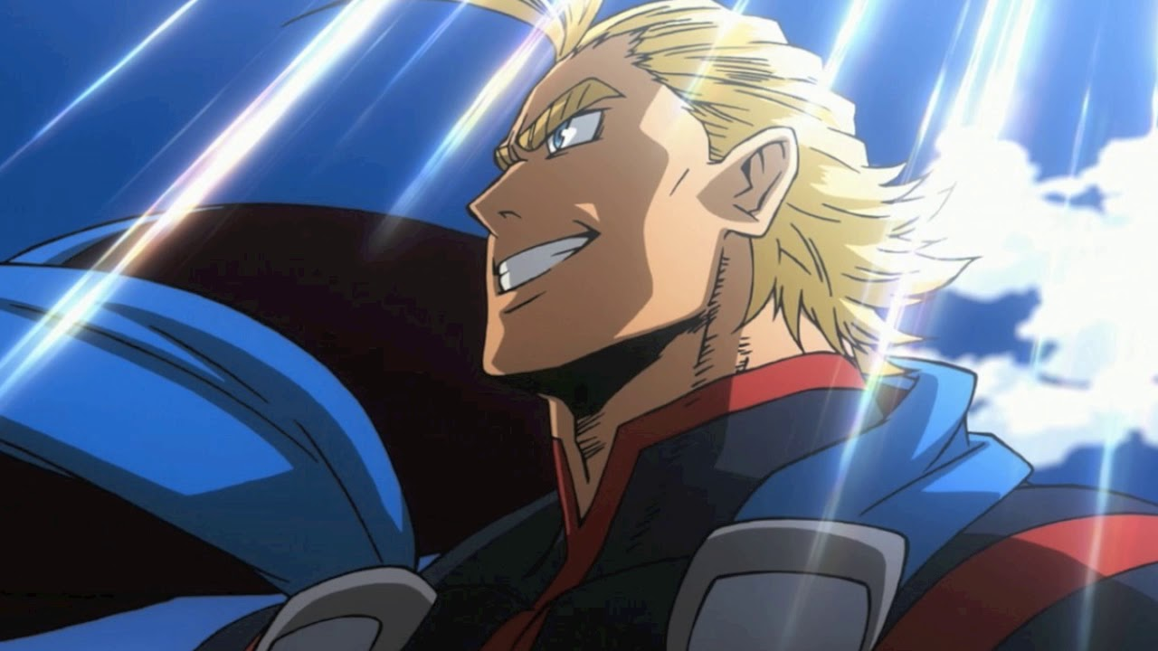 All Might-My Hero Academia