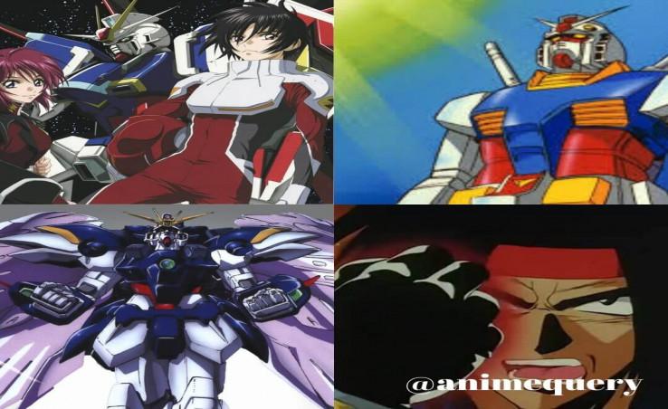 Gundam Watch Order